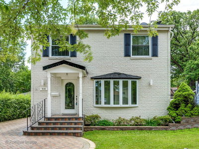 Deerfield Single Family Home For Sale: 919 Greenwood Avenue