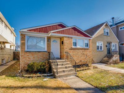 Single Family Home For Sale: 2151 North McVicker Avenue