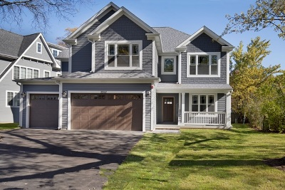 Wilmette Single Family Home For Sale: 3262 Sprucewood Lane