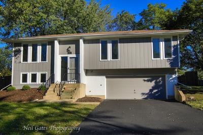Bolingbrook Single Family Home For Sale: 352 Falcon Ridge Way