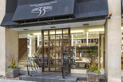 Condo/Townhouse For Sale: 33 East Cedar Street #16D