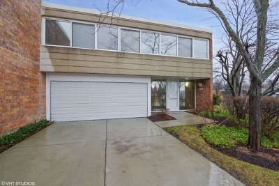 Northbrook Condo/Townhouse For Sale: 170 Wellington Road