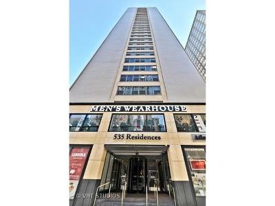 Condo/Townhouse For Sale: 535 North Michigan Avenue #2708