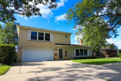Arlington Heights Multi Family Home For Sale: 207 East Valley Lane