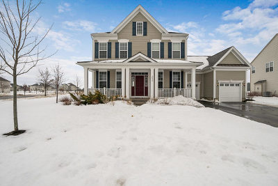Elgin Single Family Home For Sale: 3645 Thornhill Drive