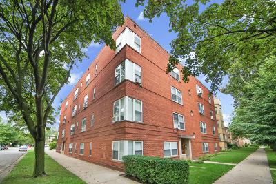 Condo/Townhouse For Sale: 7145 North Washtenaw Avenue #G