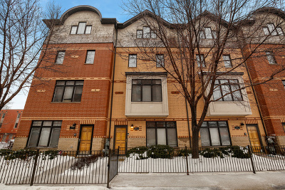 Oak Park Condo/Townhouse For Sale: 1028 Madison Street