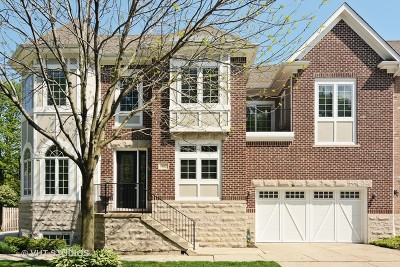 Arlington Heights Condo/Townhouse For Sale: 1402 East Northwest Highway