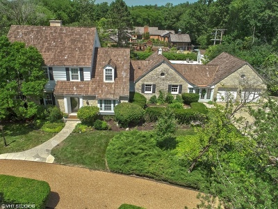 Northbrook Single Family Home For Sale: 606 Voltz Road