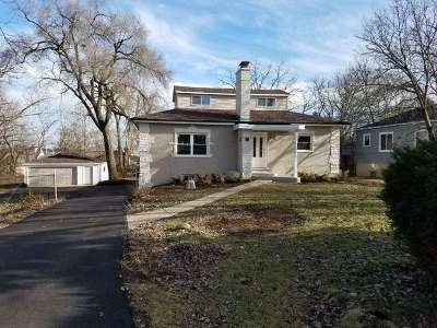 Glen Ellyn Single Family Home For Sale