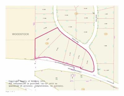 Woodstock Residential Lots & Land For Sale: Lts19-23 Trakk Lane