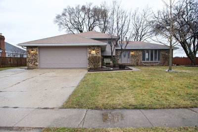 Plainfield Rental For Rent: 25124 West Willow Drive