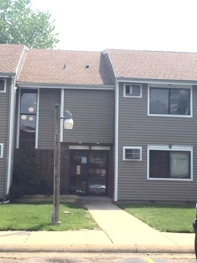 Palatine Condo/Townhouse For Sale: 3500 Bayside Drive #6