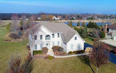 Du Page County, Kane County, Kendall County, Will County Single Family Home For Sale: 5583 Fields Drive