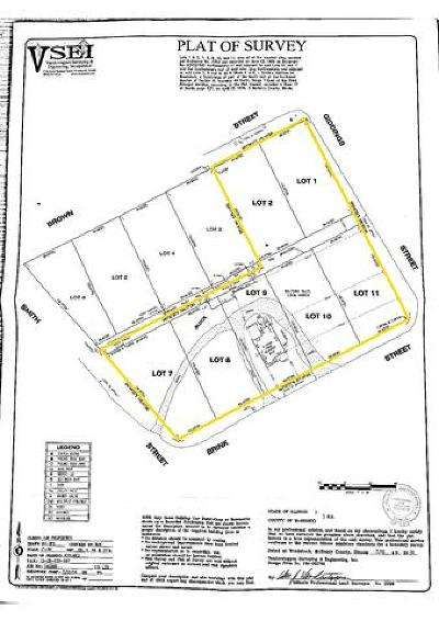 Woodstock Residential Lots & Land Re-Activated: 615 Brink Street