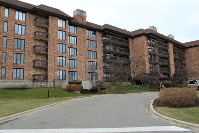 Northbrook Condo/Townhouse For Sale: 3801 Mission Hills Road #209