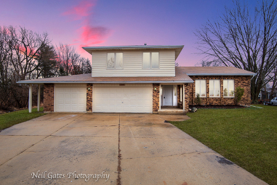 Aurora IL Single Family Home Re-Activated: $224,900
