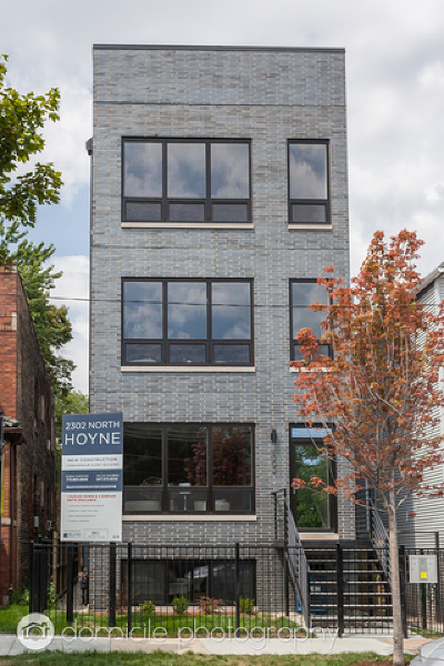 Condo/Townhouse For Sale: 2302 North Hoyne Avenue #3