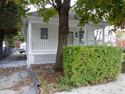 Joliet Single Family Home For Sale: 1204 Nicholson Street