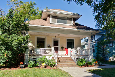 Mount Prospect Single Family Home For Sale: 2 North Wille Street