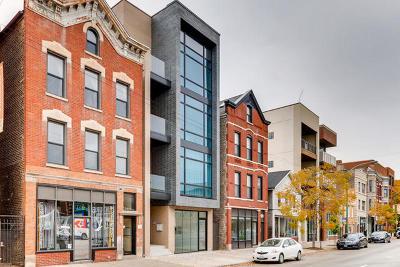 Condo/Townhouse For Sale: 864 North Ashland Avenue #3