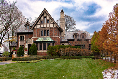 Hinsdale Single Family Home For Sale: 841 South County Line Road