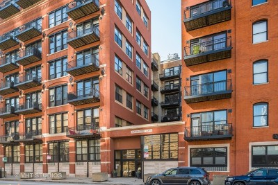 Condo/Townhouse For Sale: 226 North Clinton Street #521