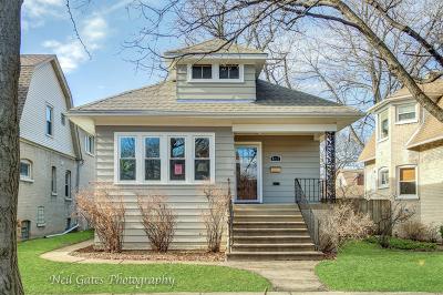 Forest Park Single Family Home For Sale: 617 Hannah Avenue