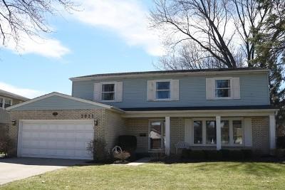 Arlington Heights Single Family Home New: 2011 East Lillian Lane