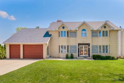 Carol Stream Single Family Home For Sale: 1n079 Papworth Street