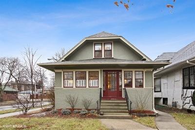 Oak Park Single Family Home For Sale: 647 South Humphrey Avenue