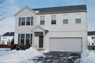 Plainfield Single Family Home New