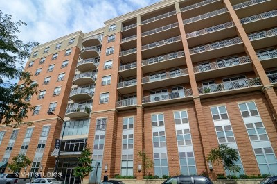 Condo/Townhouse For Sale: 950 West Monroe Street #916