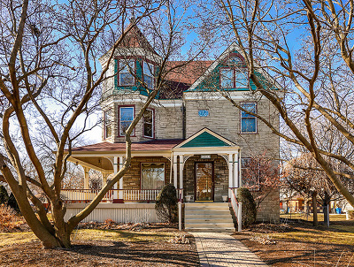 Single Family Home For Sale: 2350 North Oak Park Avenue