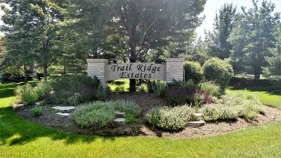 Kane County Residential Lots & Land For Sale: Lot 19 Trail Ridge Drive