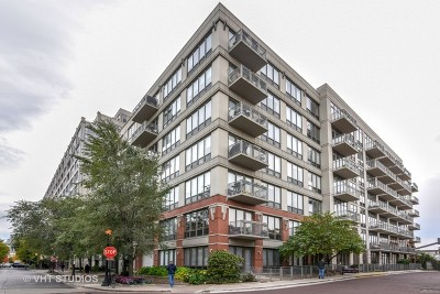 Condo/Townhouse For Sale: 1000 North Kingsbury Street #709