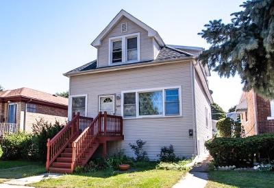 Chicago Multi Family Home For Sale: 5005 West Winnemac Avenue