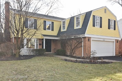 Northbrook Single Family Home For Sale: 2201 Maple Avenue