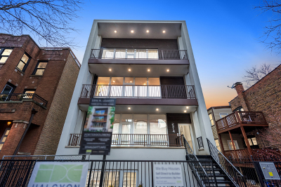 Condo/Townhouse For Sale: 2314 North Leavitt Street #3