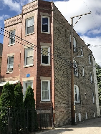 Chicago Multi Family Home For Sale: 1840 North St Louis Avenue