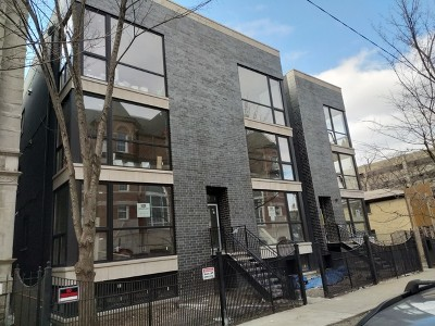 Wicker Park, Bucktown Condo/Townhouse For Sale: 1346 North Claremont Avenue #3S