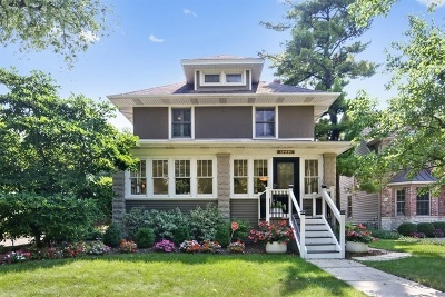Downers Grove Rental For Rent: 1233 Maple Avenue