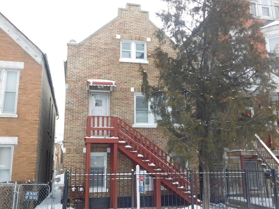 Multi Family Home For Sale: 2443 South Sawyer Avenue