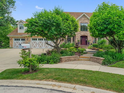 Wheaton Single Family Home For Sale: 1510 Cadet Court