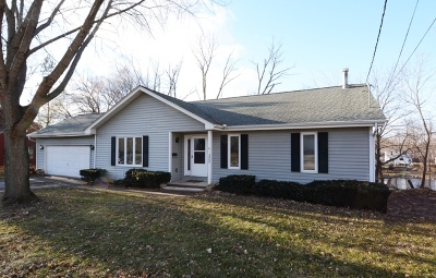 Algonquin Single Family Home For Sale: 322 South River Road