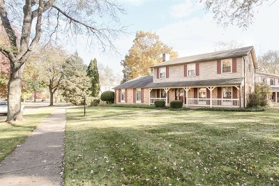 Palatine Single Family Home For Sale: 527 East Mill Valley Road