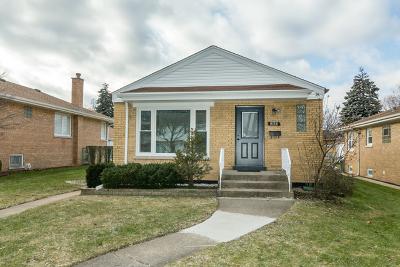 Niles Single Family Home For Sale: 8140 North Ozark Avenue