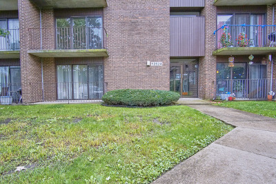 Alsip Condo/Townhouse For Sale: 12824 South Kenneth Avenue #F1