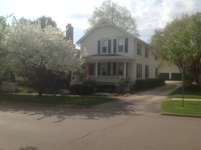 Naperville Single Family Home For Sale: 214 West Benton Avenue