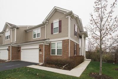 Burr Ridge Condo/Townhouse For Sale: 10s448 Carrington Circle